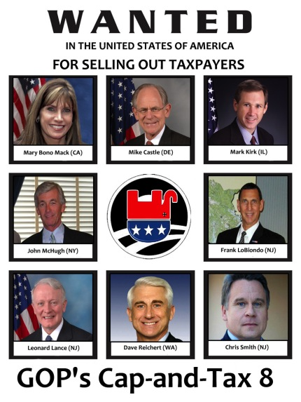 GOP Sell Outs