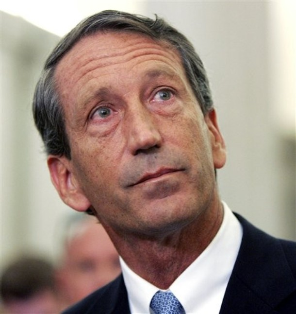 SC Governor Mark Sanford