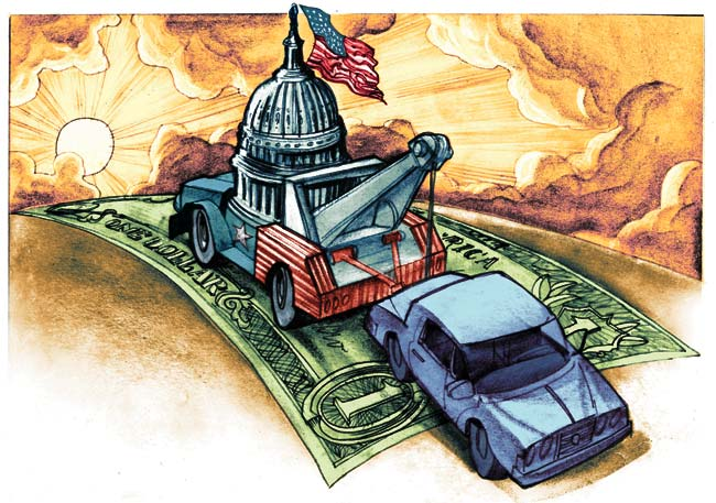 Cash for clunkers unexpected consequences