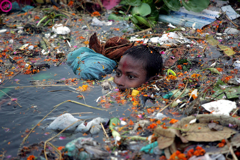 Water+pollution+in+india+graph