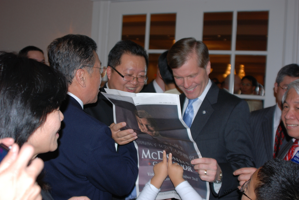 Asian Supporters of Gov. Elect Bob McDonnell