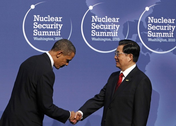 Bower in chief w Chinese PM (Ap. 10)