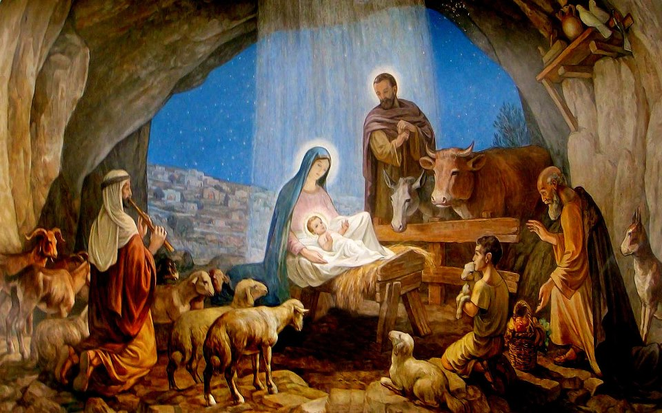 Birth of Jesus --The Federalist Papers