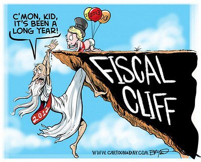 Fiscal Cliff New Year --The Veritas Report
