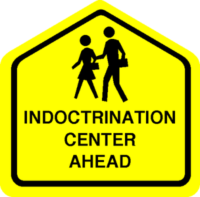 Indoctrination Center Ahead