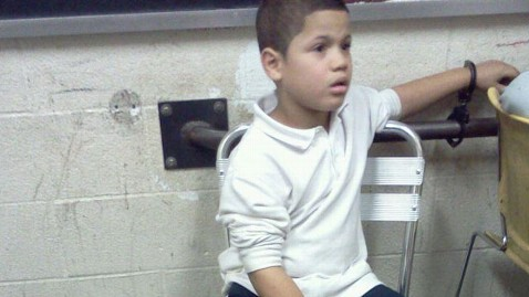 7 Year Old Handcuffed Over Lunch Money --ABC News