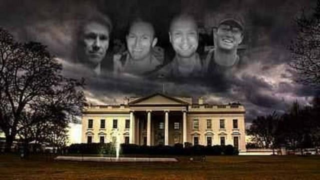 American Heroes of Benghazi --The Kitchen Cabinet