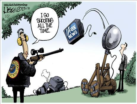 Obama Claims To Go Shooting All The Time