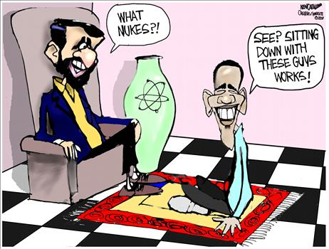 Obama Iran Negotiations --Asian Conservatives