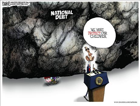 Obama's Watch--Natl Debt