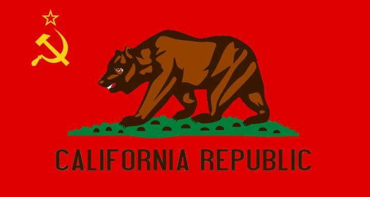 California Socialist Republic --Reganite Republican