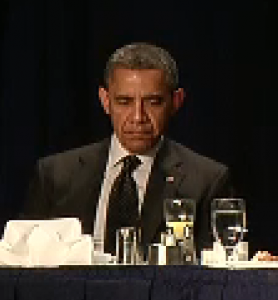 Obama Natl Prayer Breakfast --Twitchy
