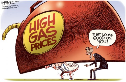 Record High Gas Prices