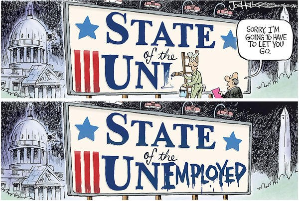 State of the Unemployed