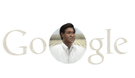 Google Celebrates Cesar Chavez But Not Easter
