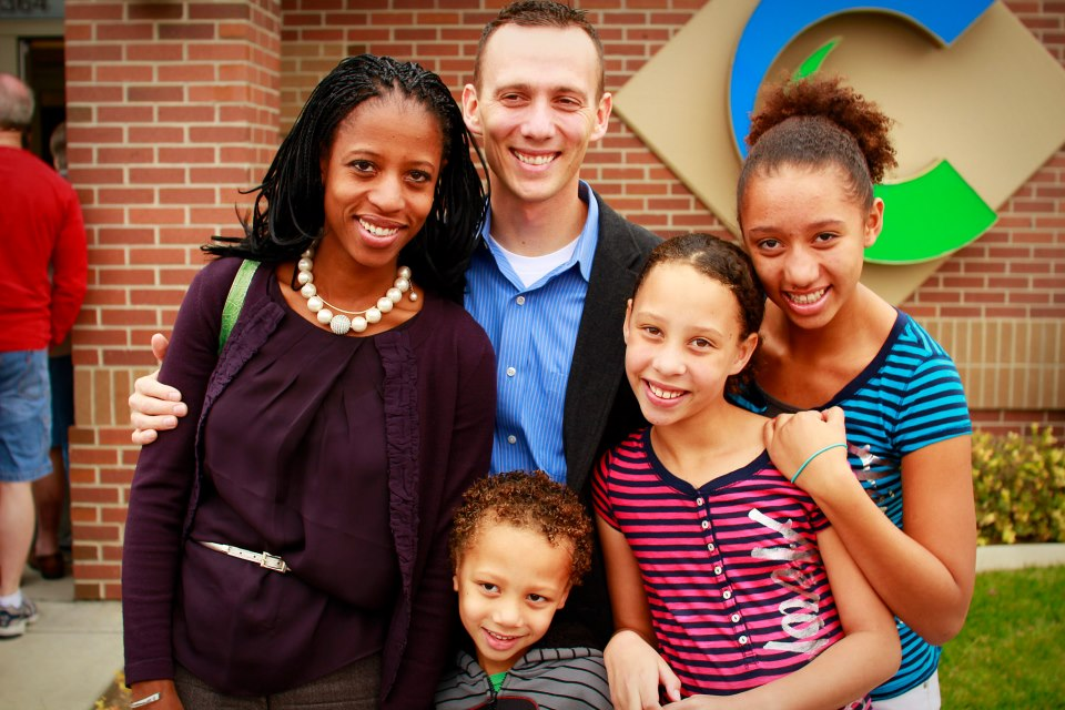Mia Love & Family