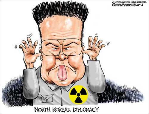 North Korea Diplomacy