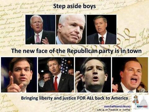 The New Face of the Republican Party