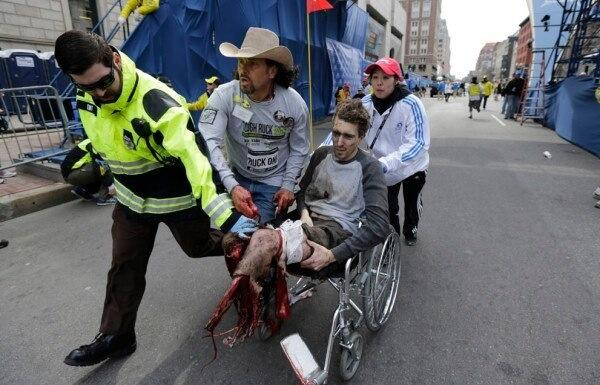 Boston Marathon Terrorism