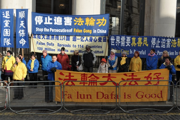 China Human Rights Abuses Against Falun Gong
