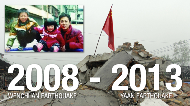 Girl Born During 2008 Sichuan Quake Dies In Another