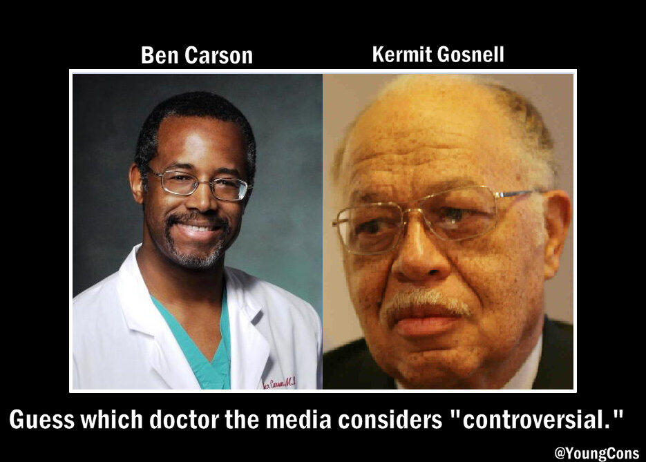 Guess Which Doctor the Media Finds Controversial