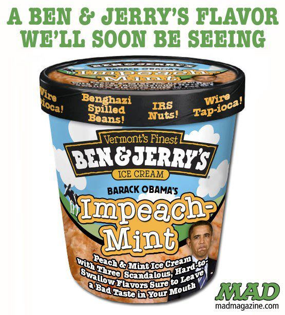 Ben & Jerry's New Flavor