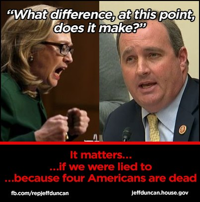What Difference Does It Make... Congressman Jeff Duncan