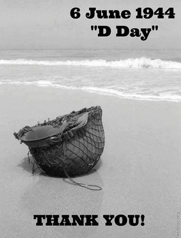 D-Day --Thank You