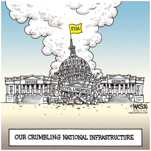 Our Crumbling Natl Infrastructure