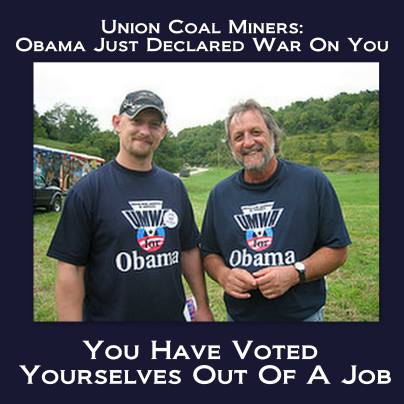 Union Coal Miners For Obama --870AM