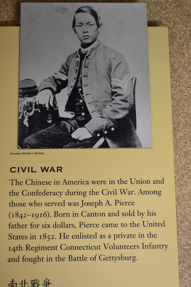 Civil War Hero Joseph Pierce