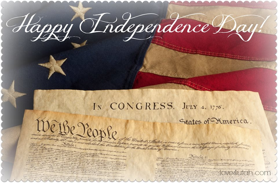 Happy Independence Day --Mia Love