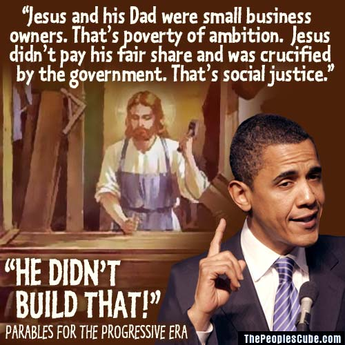Obama Parables for the Progressive Era
