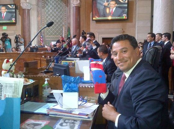 Jose Huizar LA City Council