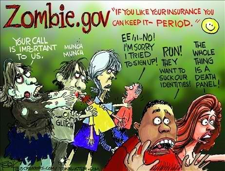 ObamaCare Halloween