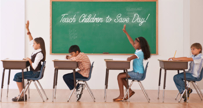 Teach Children to Save --Montecito Bank & Trust