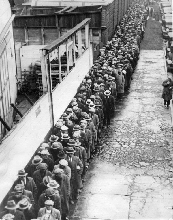 NYC Breadline