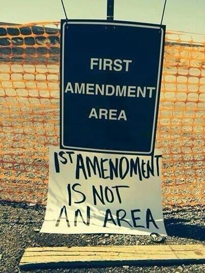 Bundy Ranch First Amendment