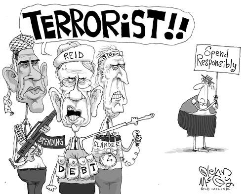 Domestic Terrorists