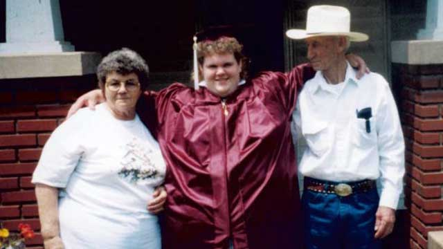 Stephanie Neiman and Grandparents