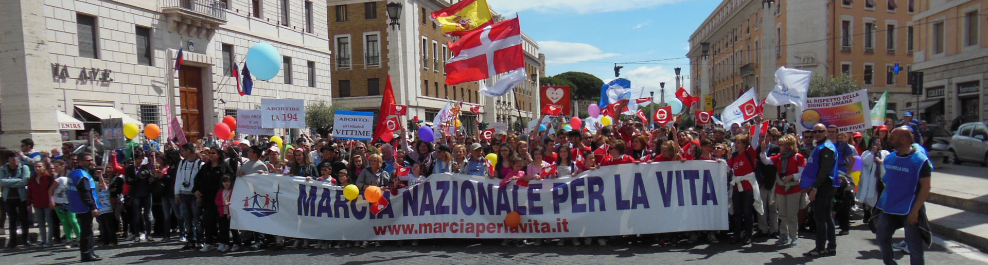 Italy March For Life