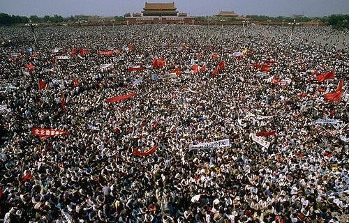 Tiananmen Students 1989