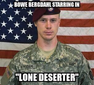 Accused Army Deserter Bowe Bergdahl