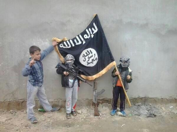 ISIS Teaching Children to Be Jihadists