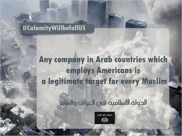 Islamic Jihadists Threaten Companies