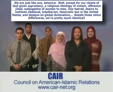 CAIR Just Like You