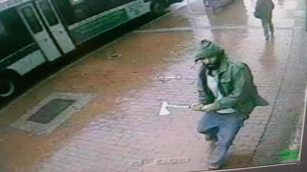 ISIS Jihadist NYC
