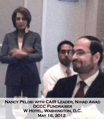 Nancy Pelosi & CAIR
