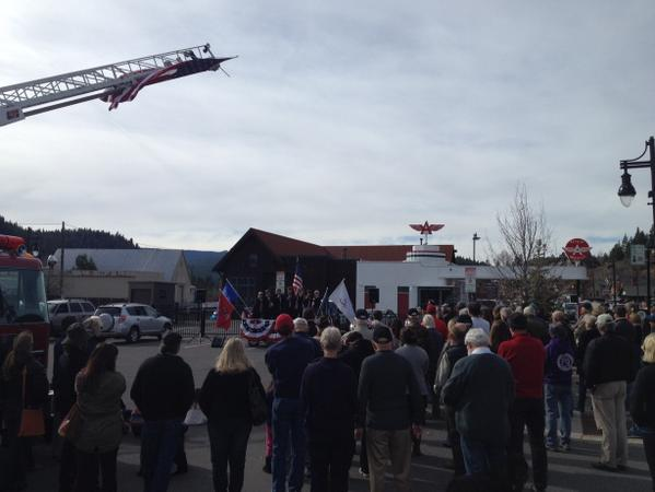 Veterans Day Truckee